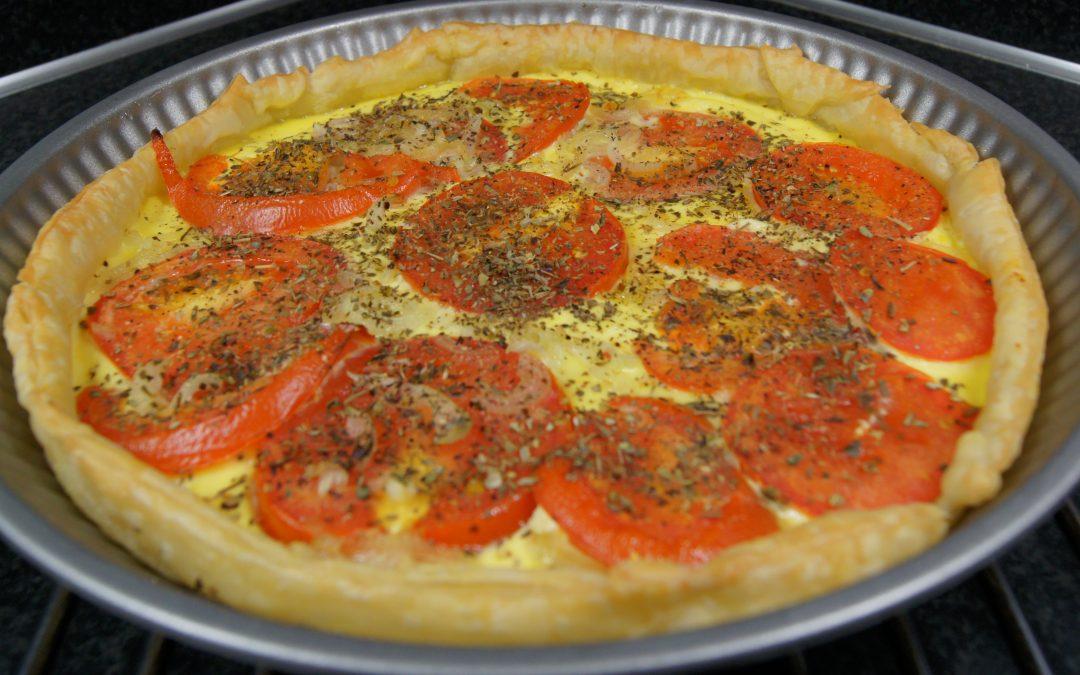 Tomaten-taart