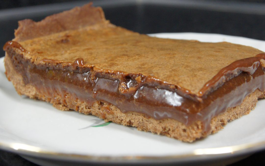Chocolademoussetaart