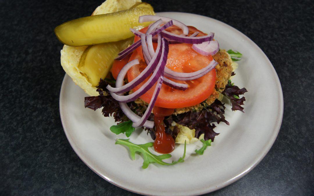 Cashewnotenburger