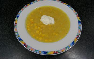 Kerrie-maissoep