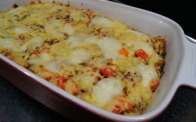 Lasagne met lekker veel groenten