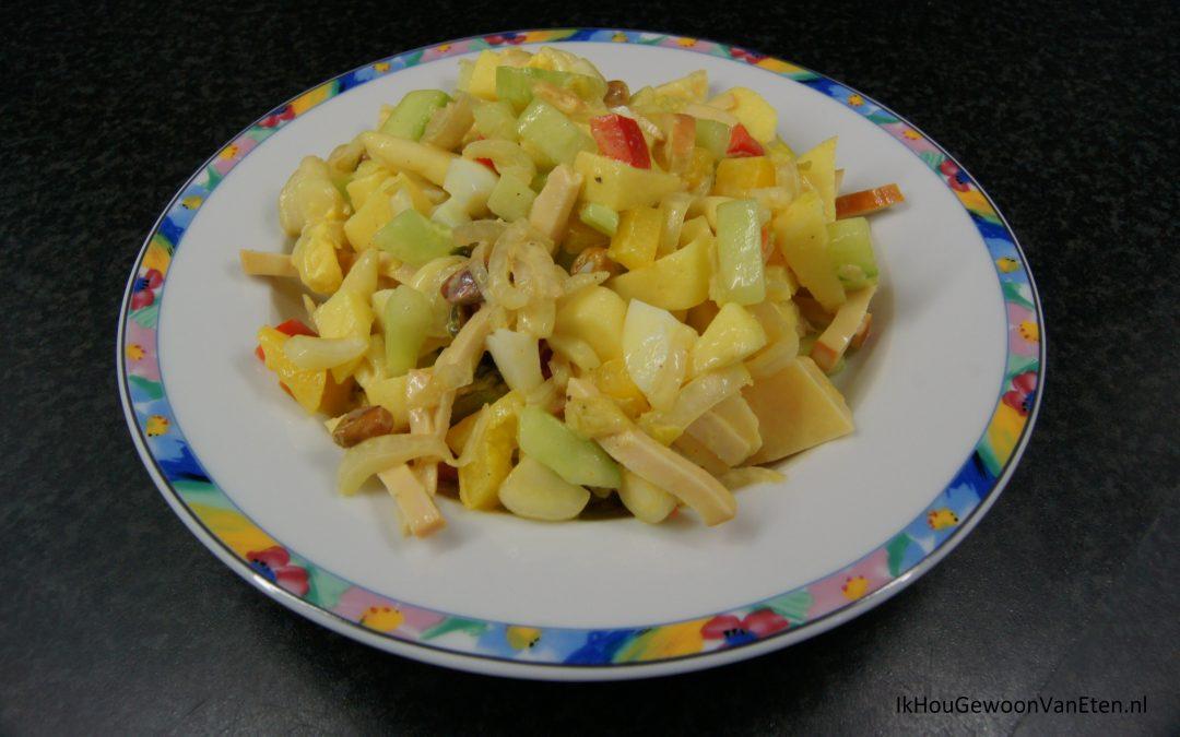 Appeltje-eitje salade
