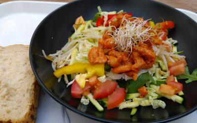 Test: Thai Chicken Salad