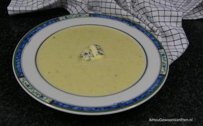 Castello Blue-soep
