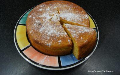 Nigella's mandarijnen-cake