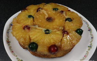 Omgekeerde ananastaart