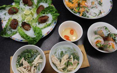 Vietnamese streetfood – Jamie Oliver Cookery School